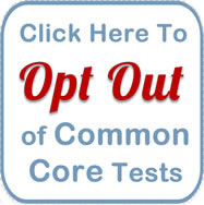 opt out of common core tests