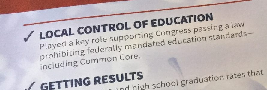 Gov Herbert common core