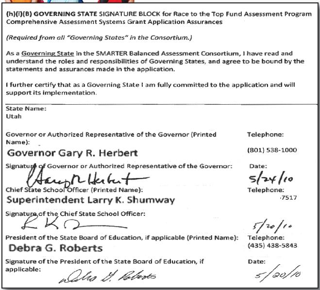 Gov_Herbert_signs_RTTT_assurances