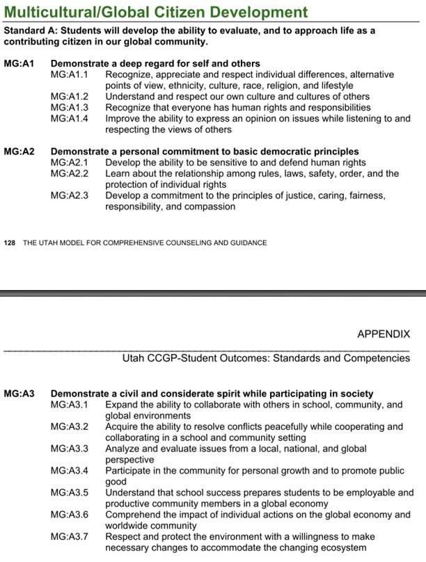 Multicultural Global Citizen Development