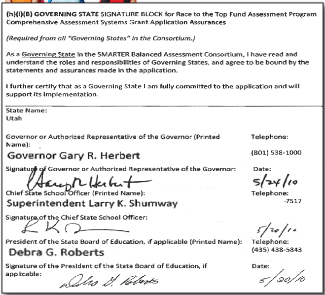 Gov_Herbert_signs_RTTT_assurances