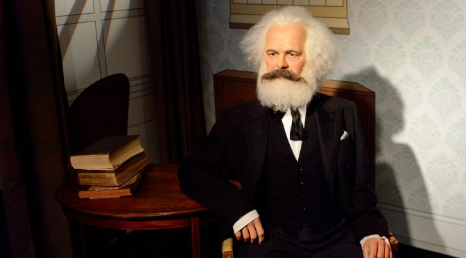 Now a word from our Sponsor: Karl Marx